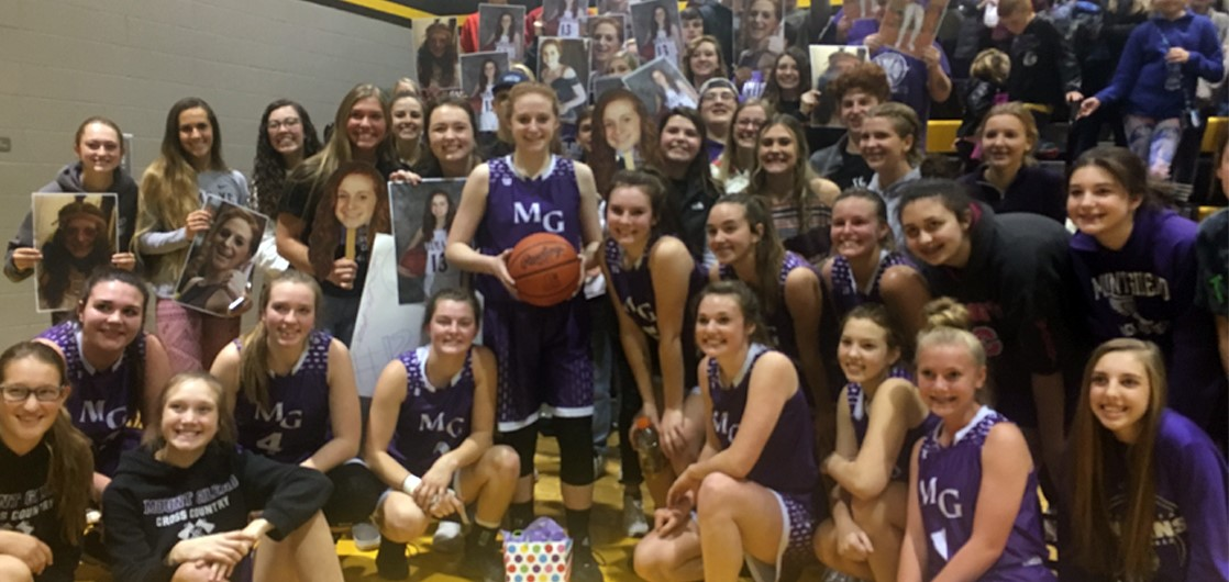 Maddie Fitz 1000 Points