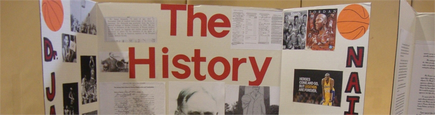 History Project- The History of Basketball