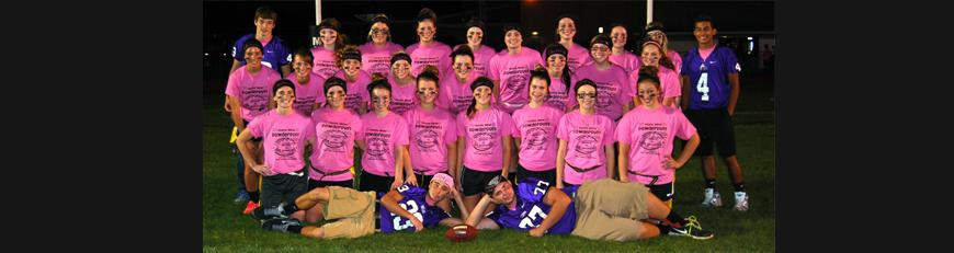 Junior Powder Puff Team