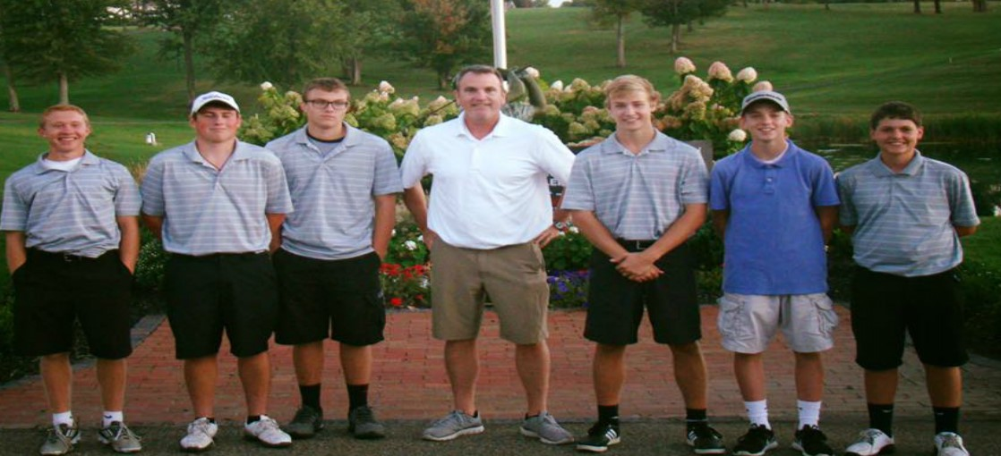 MGHS Golf - 2015 Co-MOAC Champs!